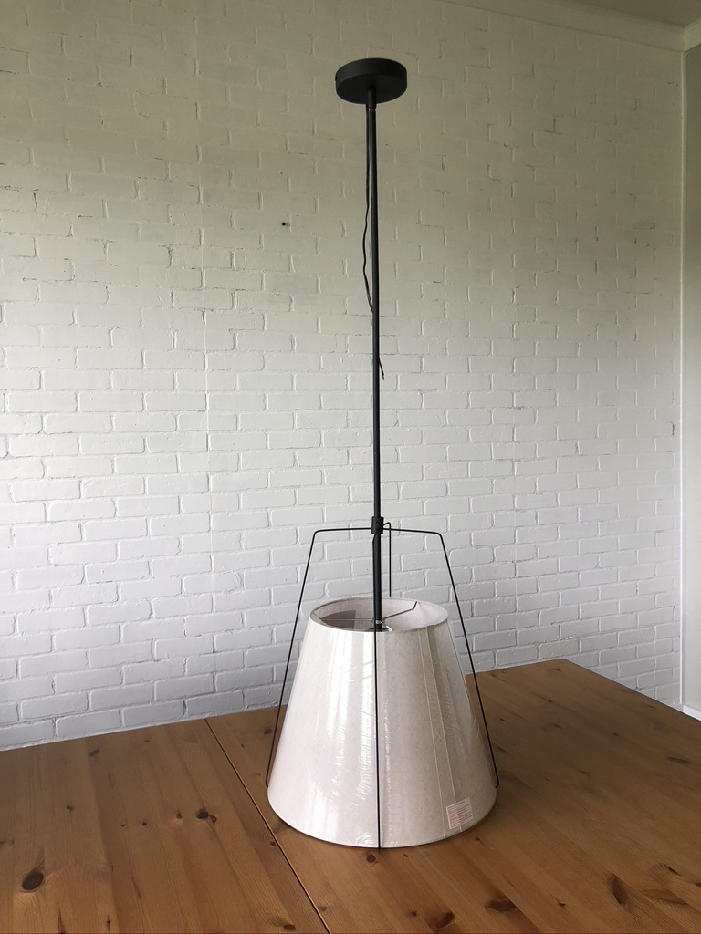DIY Rejuvenation Light Fixture