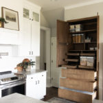 Built-in Pantry Makeover